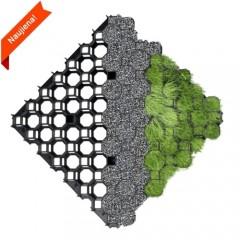 Plastikinivs vejos/žolės korys