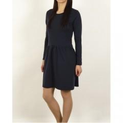 Tamsiai mėlyna suknelė LS0019