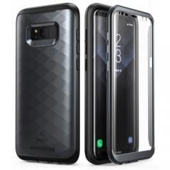 """Juodas dėklas Samsung Galaxy S8 telefonui """"Supcase Clayco Hera"""""""