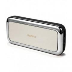"""Juoda išorinė baterija 10000mAh PowerBank """"Remax Mirror RPP-36"""""""