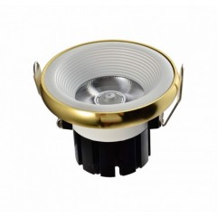 LED COB Down light 10W LEDFORYOU EXCLUSIVE GOLD