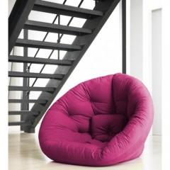Fotelis lova NIKANDRA