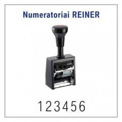 REINER numeratoriai