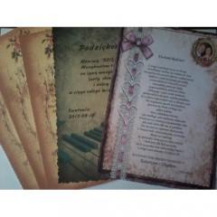 Diplomai, padėkos, instrukcijos