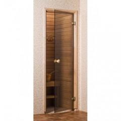Standartinių išmatavimų stiklinės pirties durys
